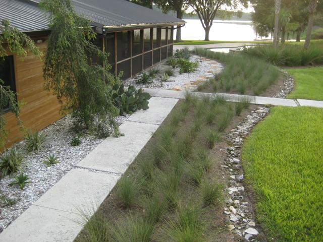 Residential Retreat contemporary-landscape