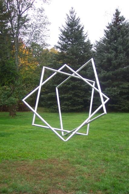 Residential Sculpture Star