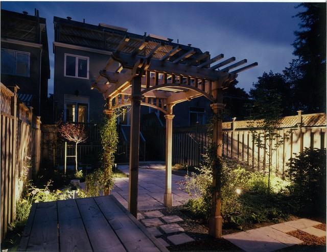 Residential Modern Landscape Toronto By SJN Associates Landscape Ar