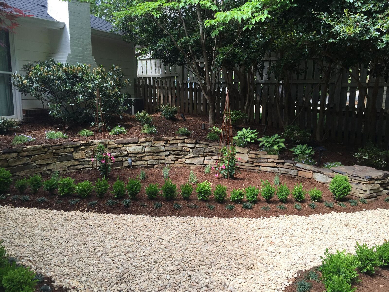 Retaining Wall Projects