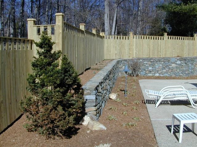 Retaining Walls contemporary-landscape