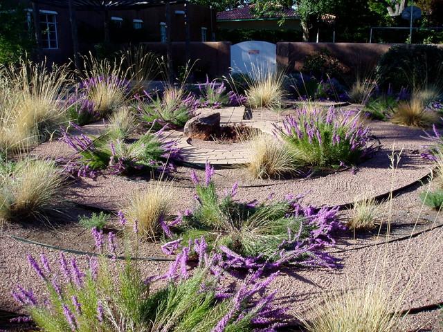 Waterwise Landscapes Incorporated Landscape Contractors. Ridgecrest  eclectic-landscape - Ridgecrest - Eclectic - Landscape - Albuquerque - By Waterwise