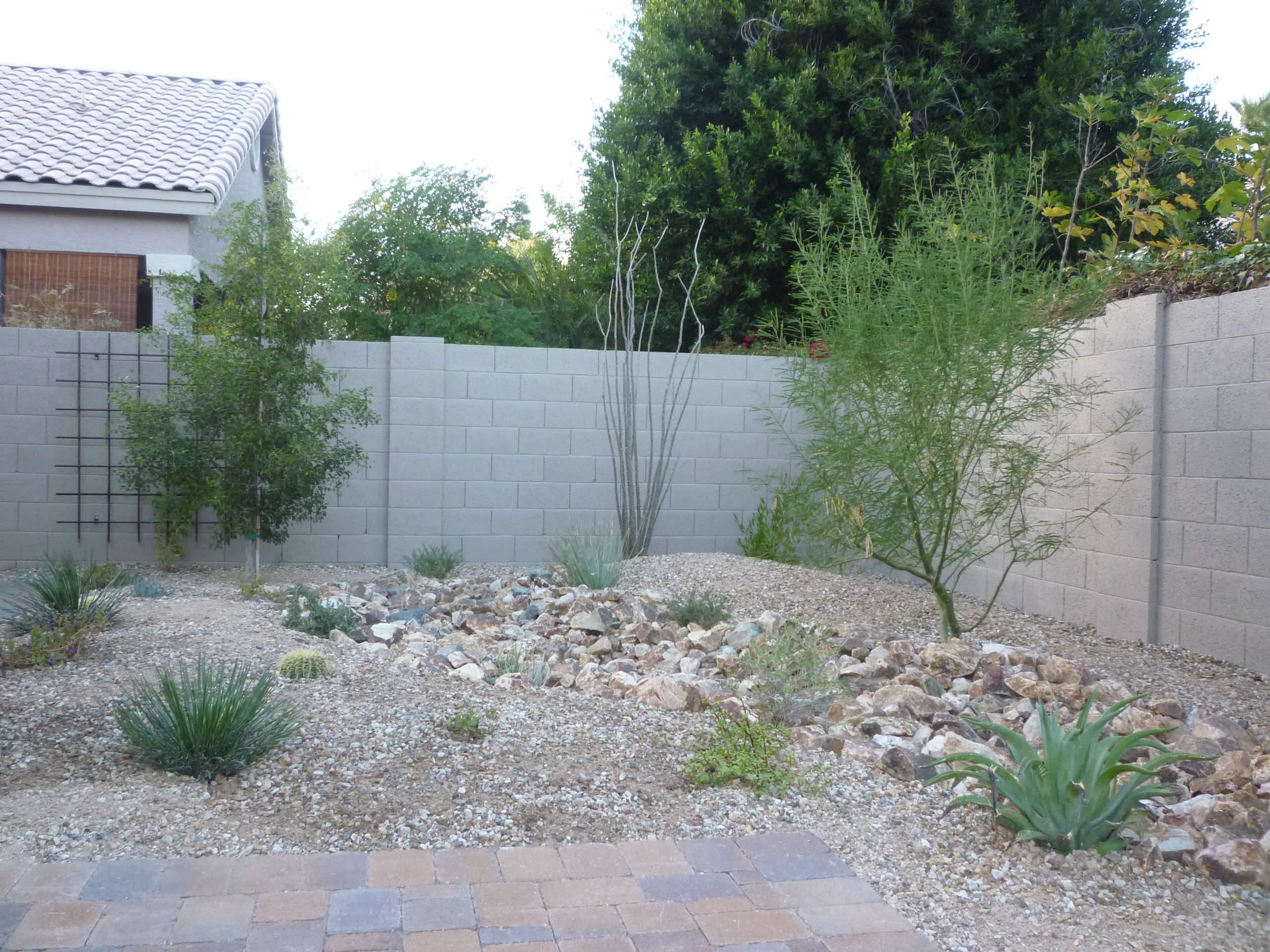 Rip Rap, Mounding, & Accent Plantings