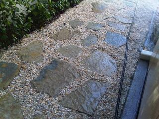 Rockscape - Tropical - Garden - Miami - by Nerak C0 ... on Backyard Rockscape Ideas id=45929