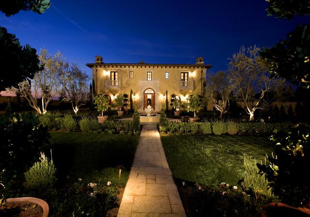Rodeo Estate Tuscan Landscape mediterranean-landscape