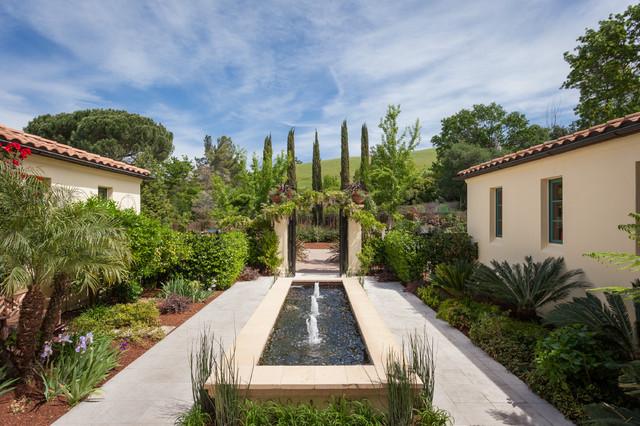 Ispirazione per un giardino mediterraneo