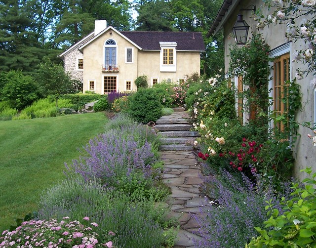Romantic Guesthouse Garden Farmhouse Landscape