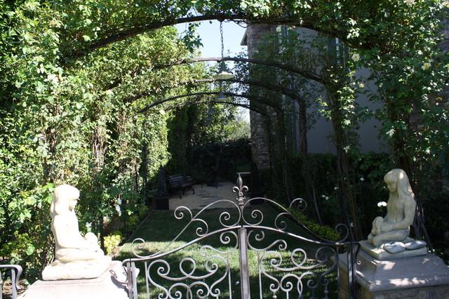 Romantic Hillside Jewel mediterranean-landscape
