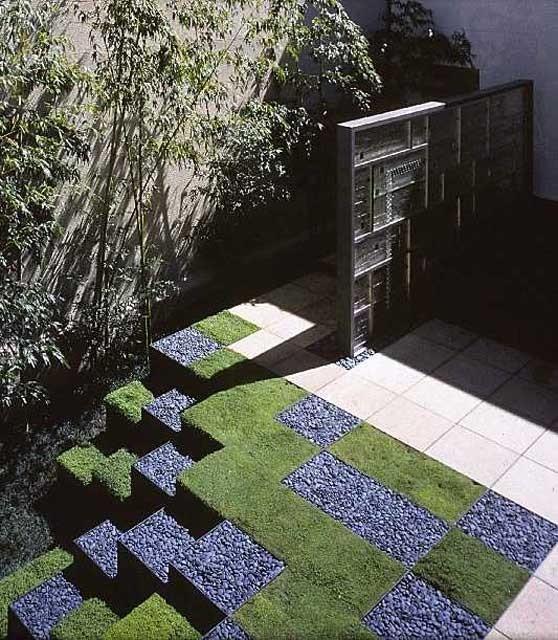 Ron Herman Landscape Architect modern-landscape