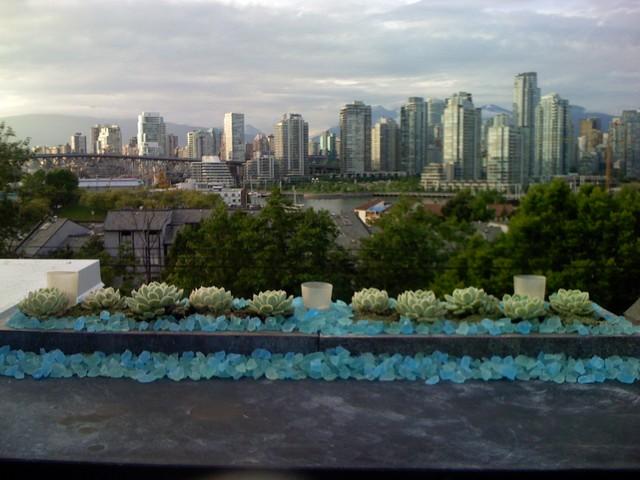 Rooftop Terrace modern-landscape
