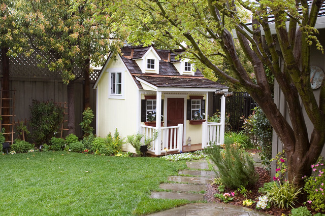 Rose Garden Home Traditional Kids San Francisco By