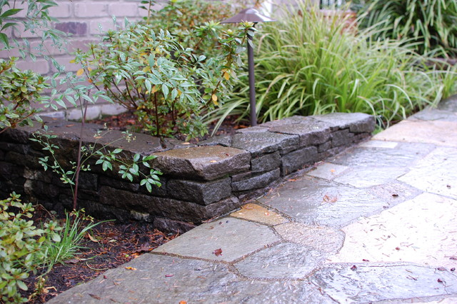 Ross NW Watergardens - Hardscapes traditional-landscape