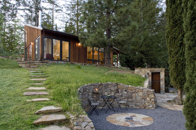 Russian River Studio contemporary landscape