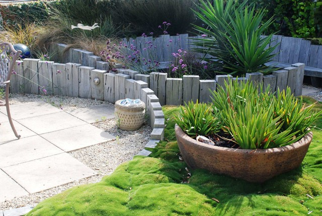 design ideas for a rustic backyard landscaping in wellington