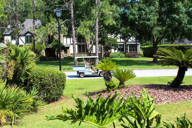 Saddlebrook Resort Traditional Landscape Tampa By