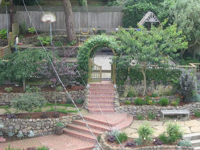 San francisco estate traditional landscape san for San francisco landscape architecture