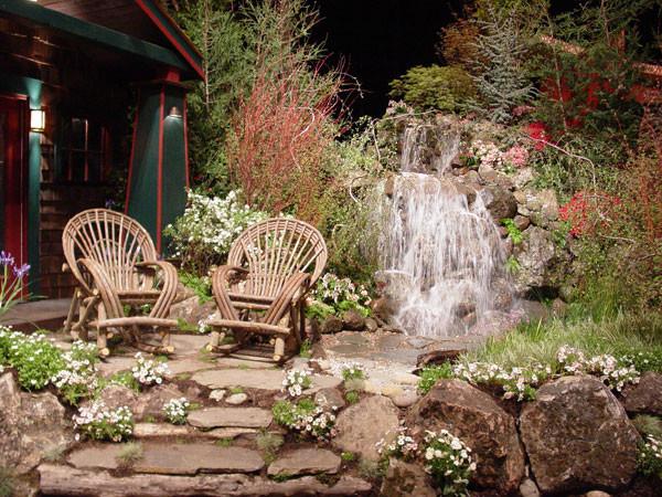 San Francisco Flower And Garden Show Craftsman Garden