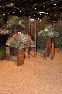 San Francisco Flower Garden Show 2011 eclectic landscape