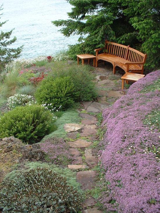 Landscape mounds home design ideas pictures remodel and for Secret garden designs