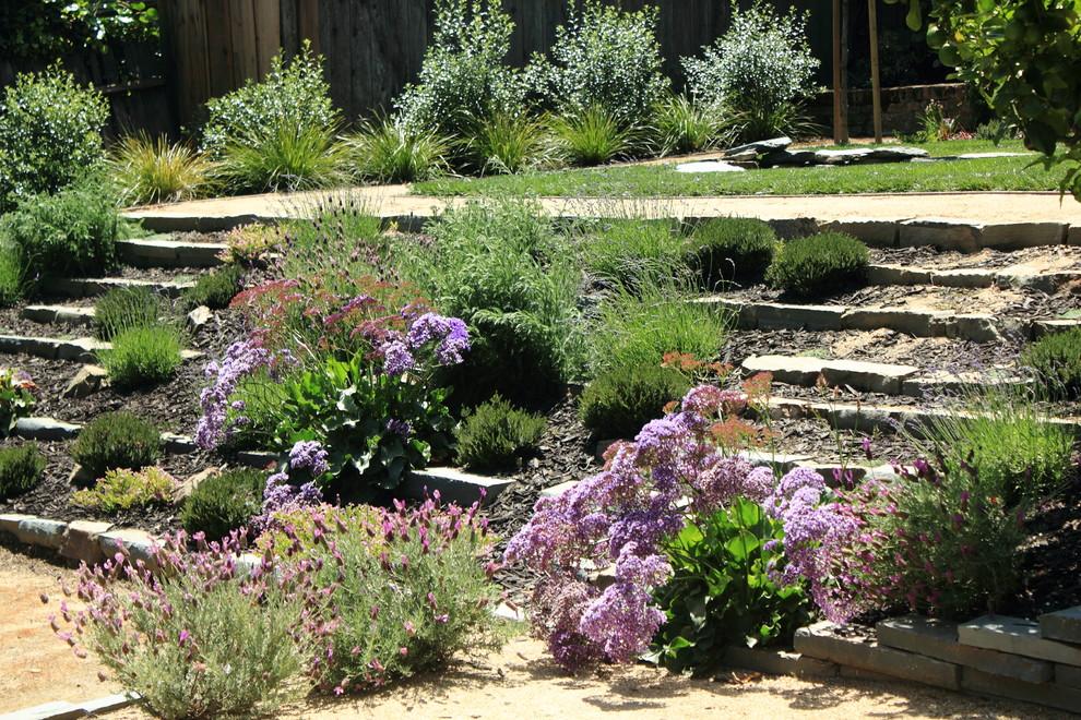 San Mateo English Cottage Garden