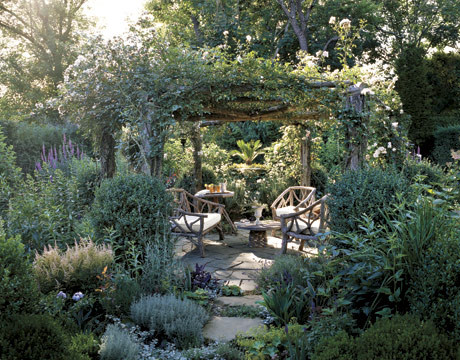 Sanctuary Landscape Design Traditional Landscape San