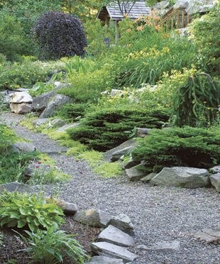 Sanctuary Landscape Design traditional landscape