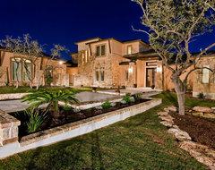Sandoval Residence Highlands Ranch traditional-landscape