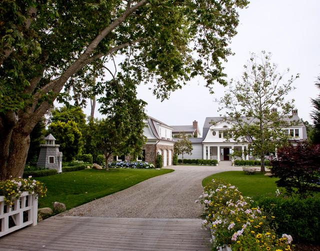 Santa Barbara Dutch Colonial Beach Style Garden Los