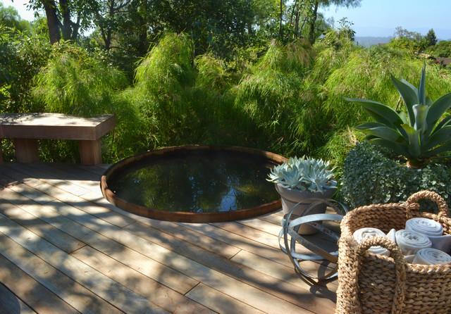 Santa Barbara Modern Ranch modern-landscape