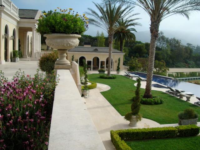 Santa Barbara mediterranean-landscape