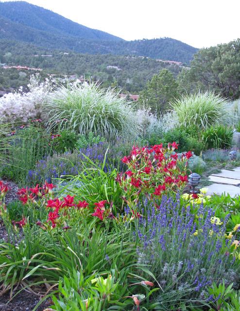 Santa Fe Permaculture Traditional Landscape