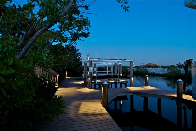 Landscape Lighting Sarasota : Sarasota low voltage deck lights landscape other by