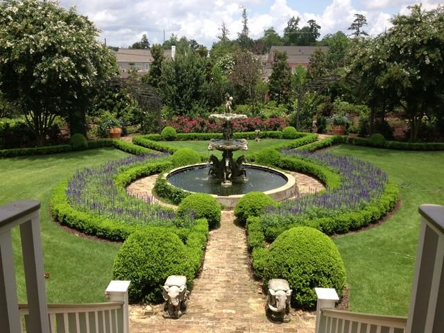 Scottish garden for Garden design ideas scotland