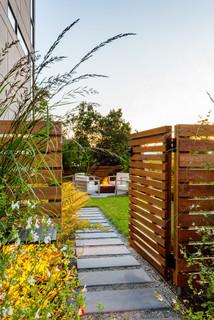 Seattle Cozy Patio - Contemporary - Landscape - Seattle - by SCJ Studio Landscape Architecture
