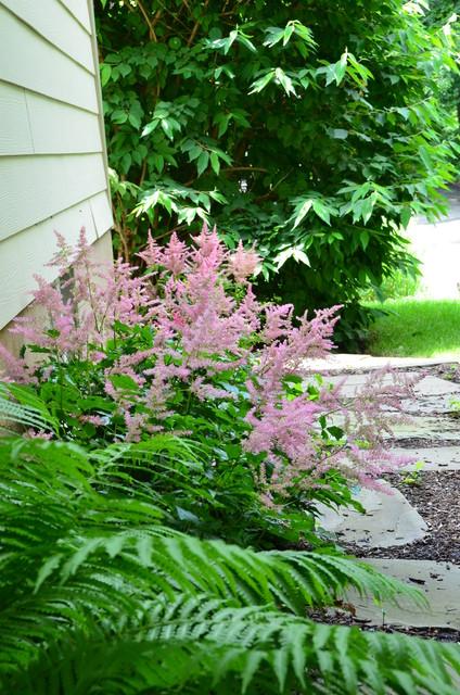 Secret Garden Traditional Landscape new york by