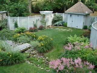 Secret Garden traditional landscape