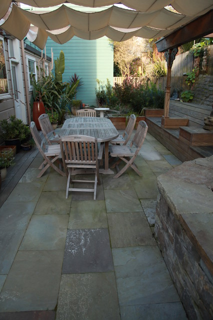 SF Outdoor Room asian-landscape