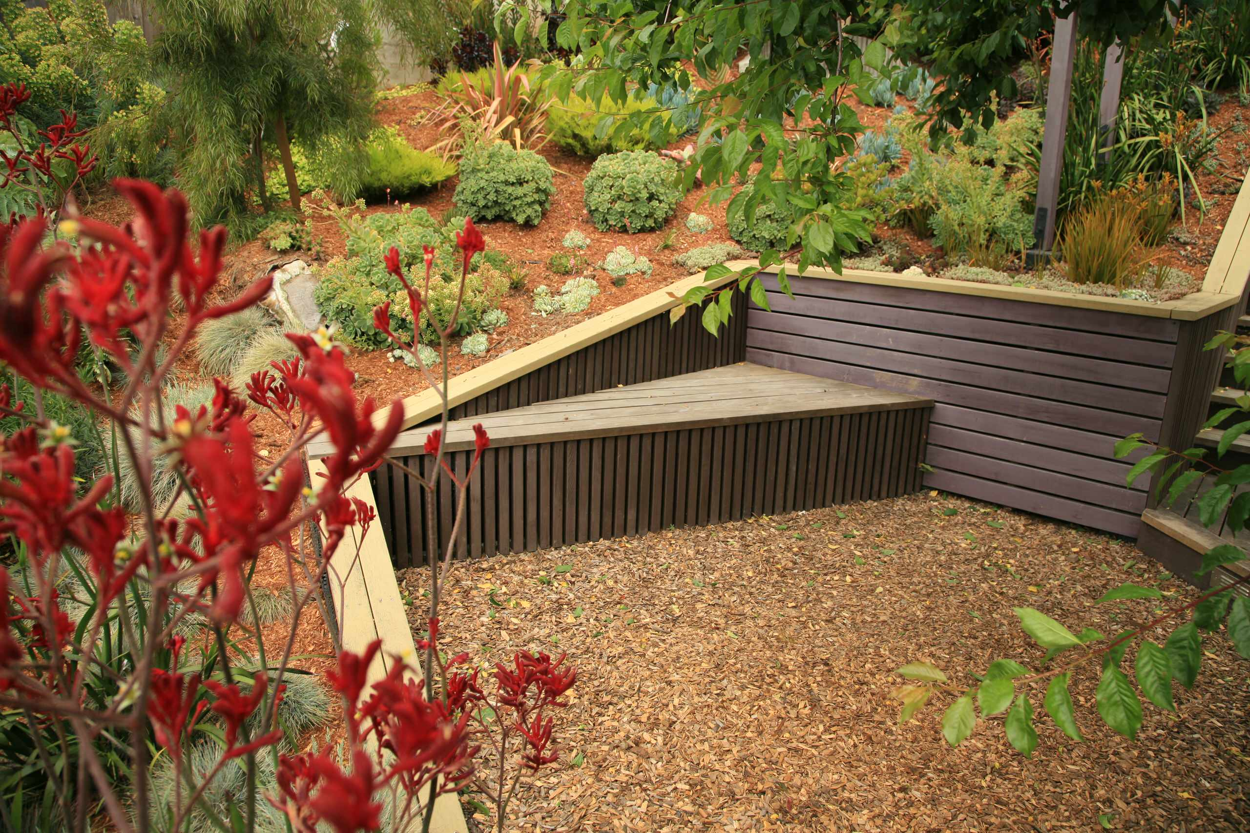 75 Beautiful Modern Mulch Landscaping Pictures Ideas March 2021 Houzz