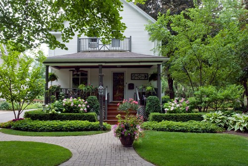 The Perfect Front Yard Landscaping on