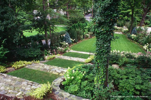 Shanti Garden eclectic-landscape