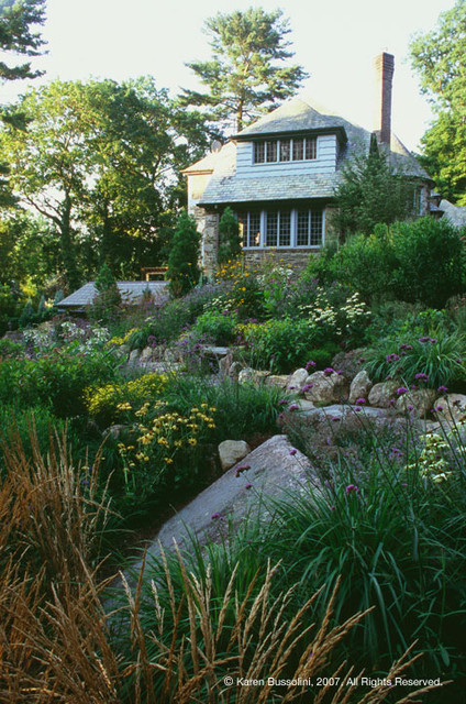 Shanti garden eclectic landscape new york by for Westover landscape design