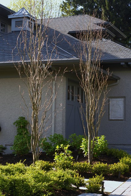Shaughnessy traditional-landscape