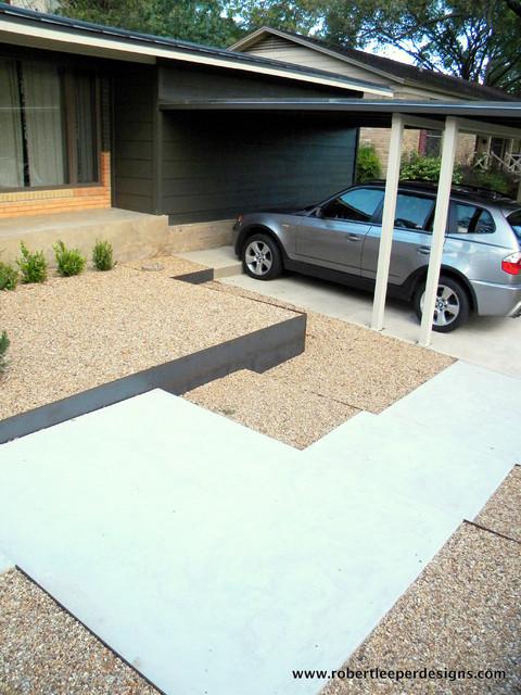 Sidewalk 2.0 modern-landscape