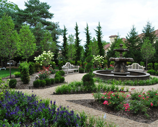 15 Mediterranean Kansas City Landscape Design Photos