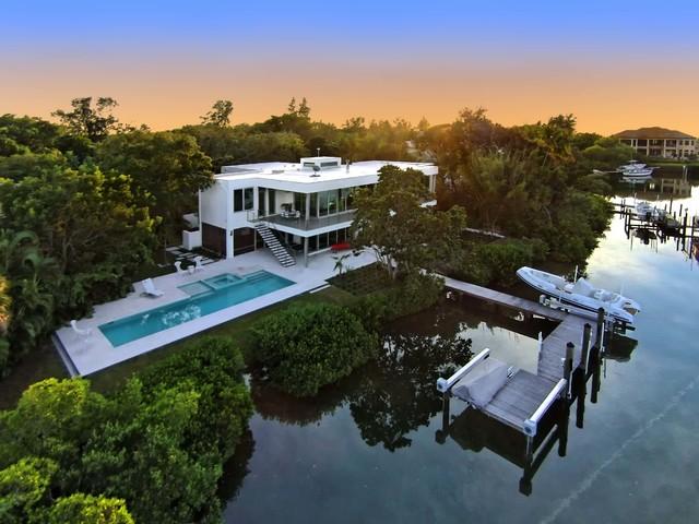 Siesta Key Modern contemporary-landscape