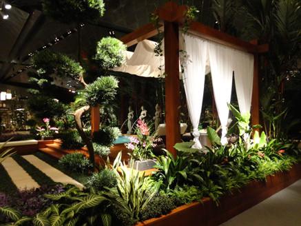 Light Interior Garden