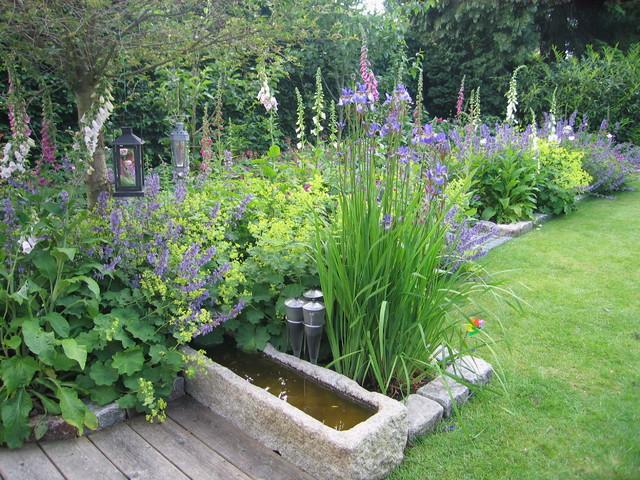 Garden contemporary-landscape