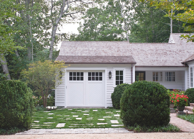 Landscaping A Sloping Driveway : Slope curb driveway contemporary landscape other metro by stone farm