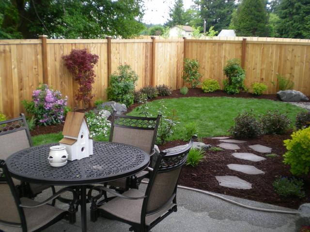 moroija: Outdoor Patio ideas For Small Backyards on Houzz Backyard Patios id=68396