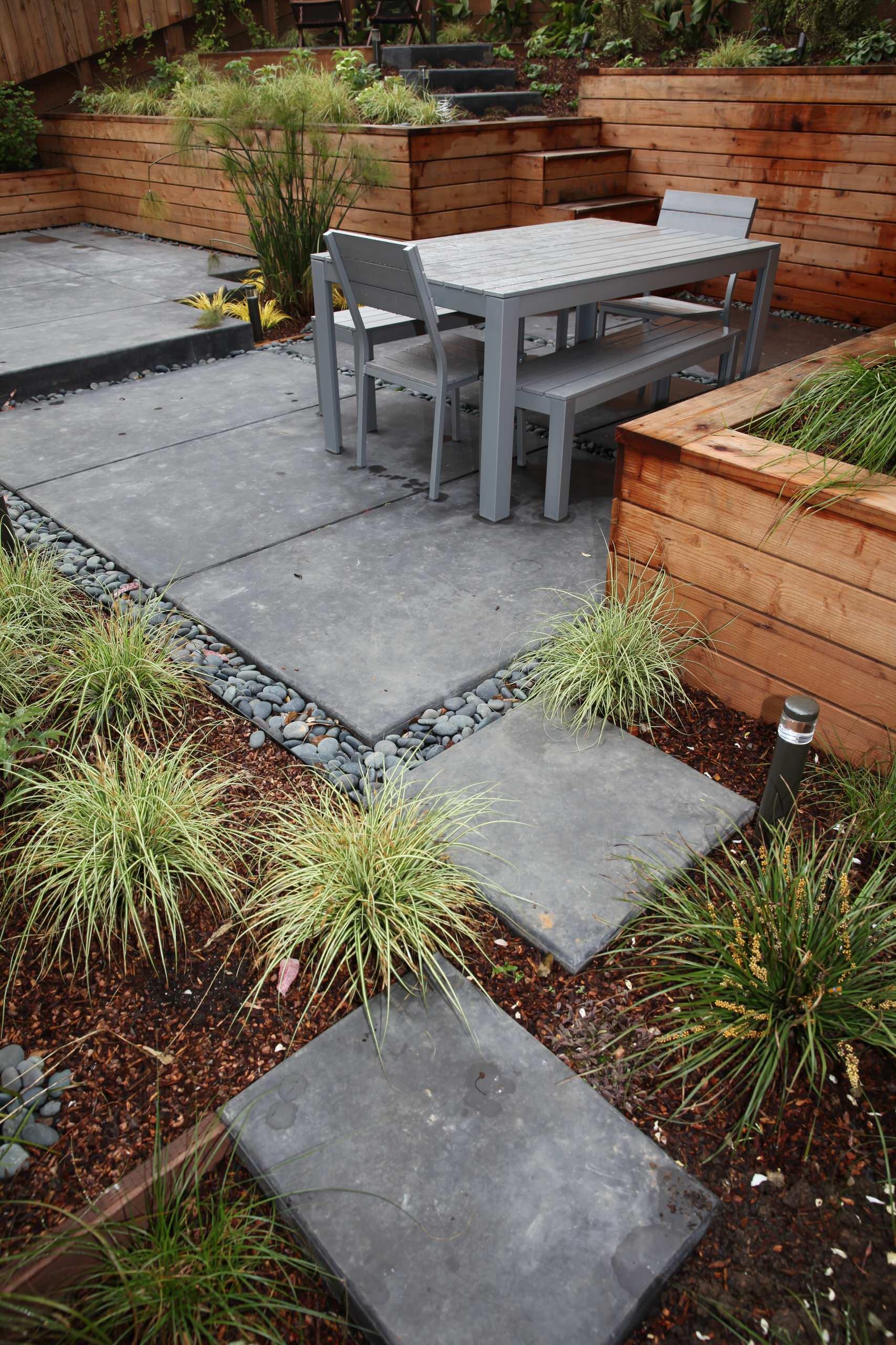 Small SF Terrace Garden